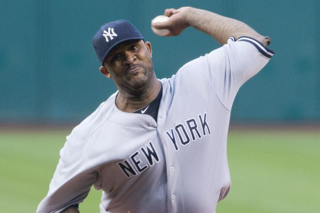 CC Sabathia Dispatches Indians in Return from Disabled List
