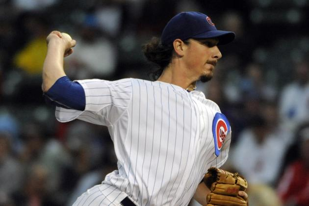 Samardzija Using His Ace Material