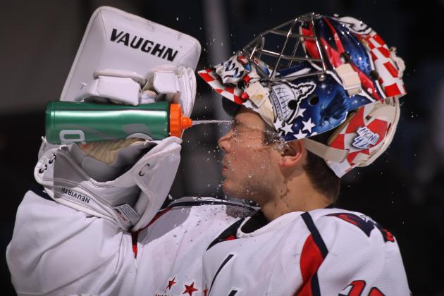 Michal Neuvirth Says Comments About Holtby and Ovechkin Were Lost in Translation