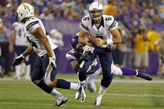 Chargers vs. Vikings: Poor Pass Protection and Penalties Plague San Diego in Win