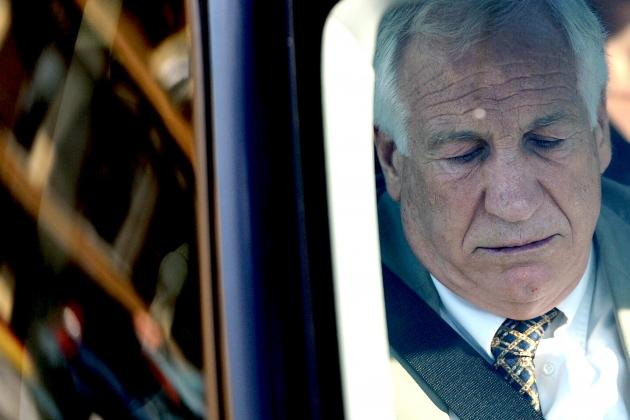 Penn State Reportedly Sued by Victim No. 1 from Jerry Sandusky Trial