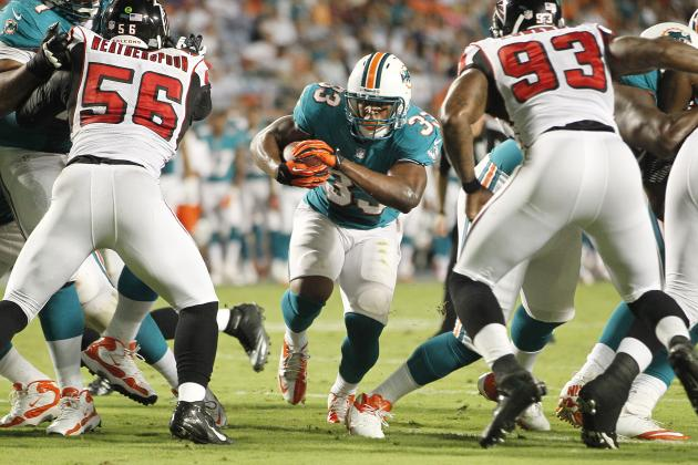 Miami Dolphins: Should Daniel Thomas Be the Backup Running Back?