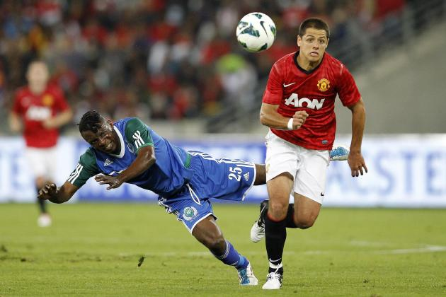 Manchester United: Is Chicharito's Time with the Red Devils Coming to an End?