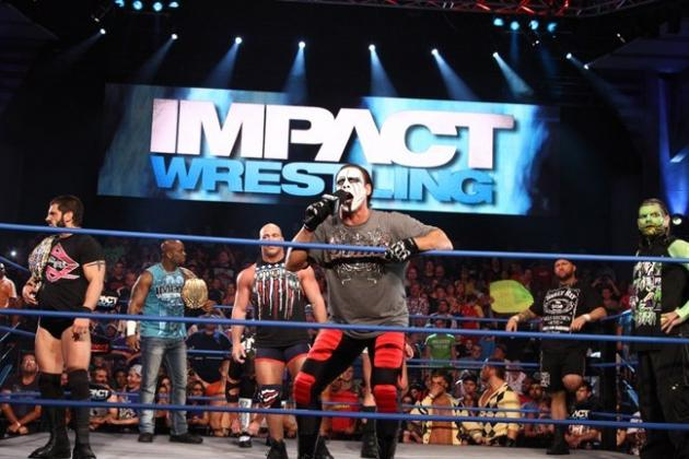 TNA: Impact! Wrestling Scores Highest Viewership This Summer
