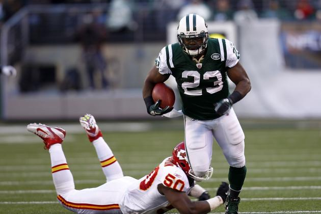 Fantasy Football's 5 Running Backs to Avoid for 2012