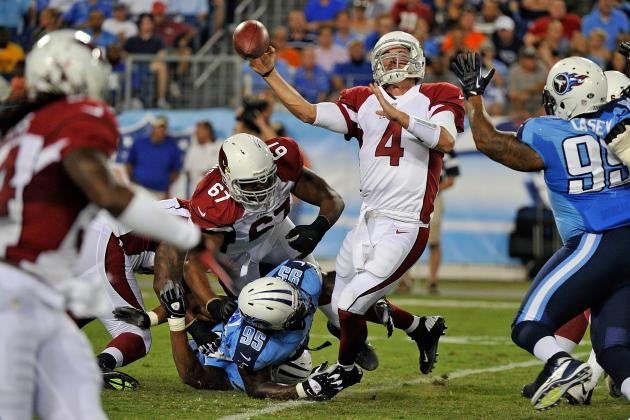 Tennessee Titans Preseason Week 3: Jake Locker Bounces Back