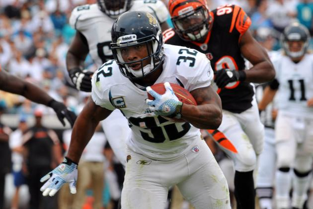 Maurice Jones-Drew Latest Casualty of NFL's No. 1 Tailback Erosion Process