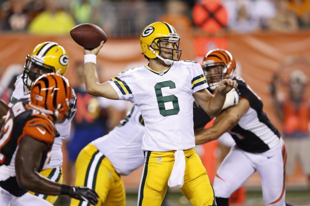 Graham Harrell: Why All the Support for the Green Bay Packers' Backup QB?