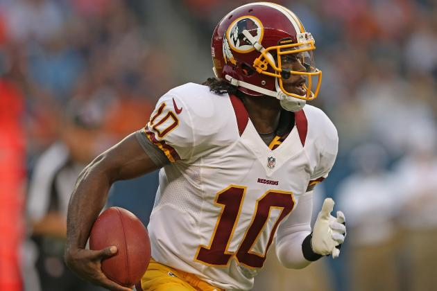 Robert Griffin III: Why You'll Regret Drafting Redskins Rookie QB
