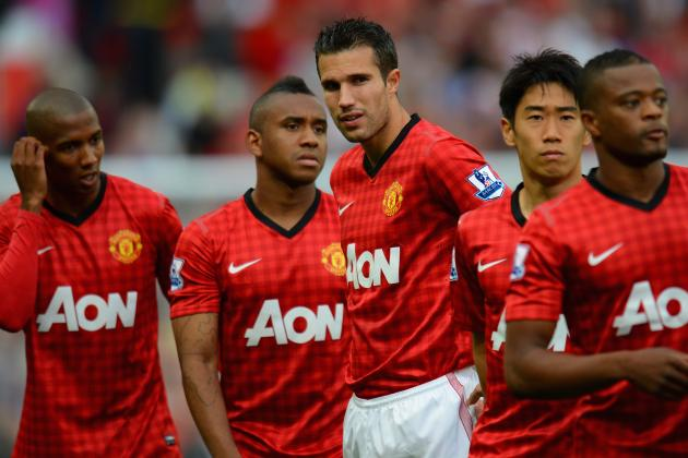Manchester United: After Tough Loss, Kagawa and van Persie Show Their Worth