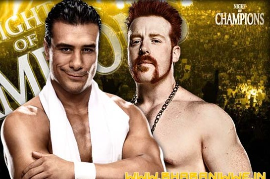 WWE: Why Three Sheamus Versus Del Rio World Title Matches Is Three Too Many