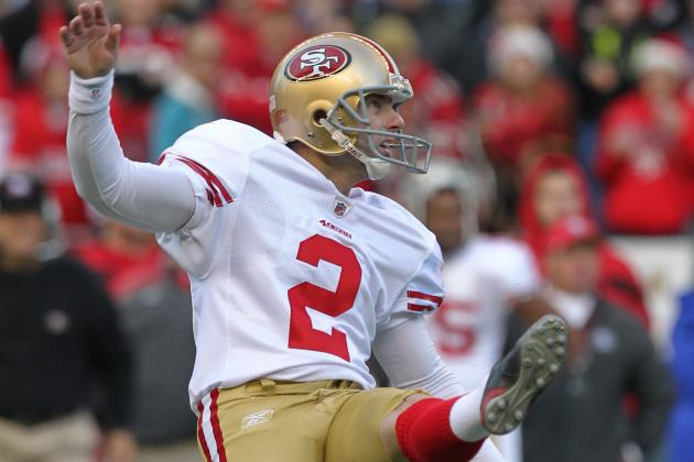 Fantasy Football 2012: 3 Kickers to Consider on Draft Day