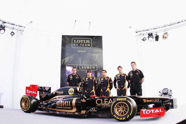 "Formula 1: Midseason Review 3, Lotus ""DDRS"" the Shape of Things to Come?"