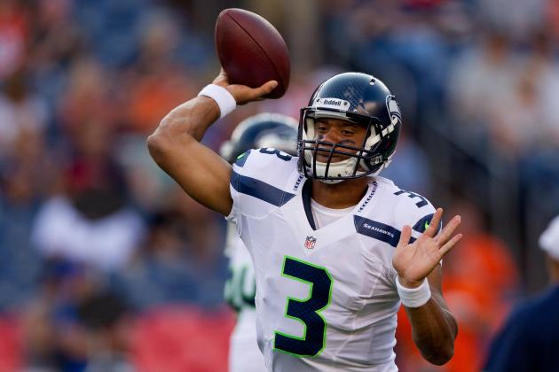 Why Russell Wilson Should Start for the Seattle Seahawks in Week 1