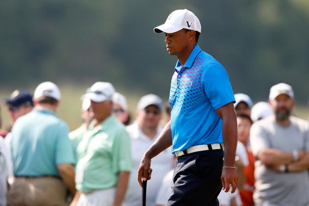 FedEx Cup 2012: Why Back Injury Won't Impact Tiger's Fortunes in PGA Playoff