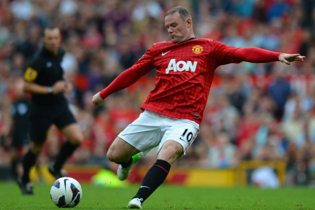 Manchester United vs. Fulham: What Wayne Rooney's Injury Means for Red Devils
