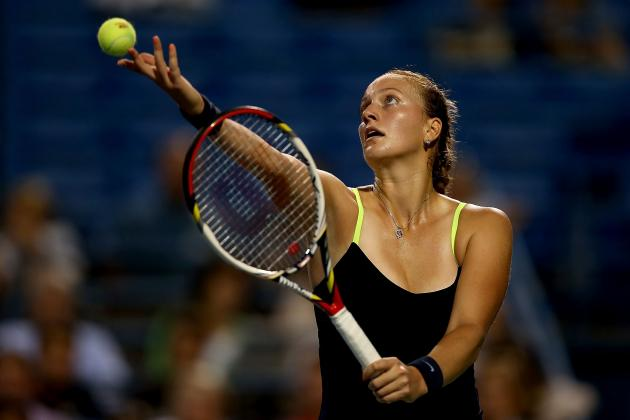 New Haven Open 2012: Petra Kvitova Will Beat Maria Kirlenko in Final