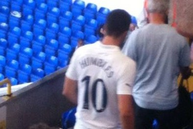 Tottenham Hotspur vs. West Brom: Tottenham Hotsplutter