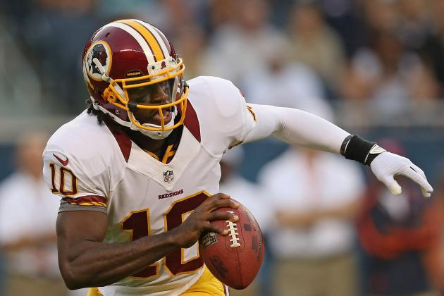 Redskins vs. Colts: Preseason Week 3 Live Score, Analysis