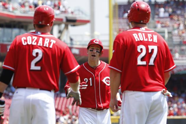 Cincinnati Reds: What Happens to Todd Frazier When Joey Votto Returns?