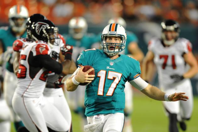 Ryan Tannehill Is Not the Problem for the Miami Dolphins Offense, so What Is?