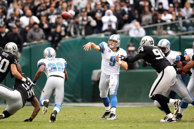 Detroit Lions vs. Oakland Raiders: Preseason Week 3 Live Blog