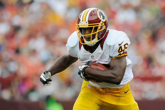 Washington Redskins: Analyzing the Performances of Alfred Morris, Tim Hightower