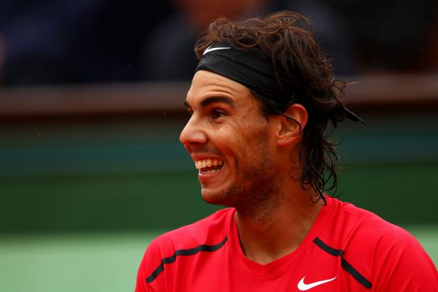Rafael Nadal Opts to Rest and Wait for Knees to Fully Recover