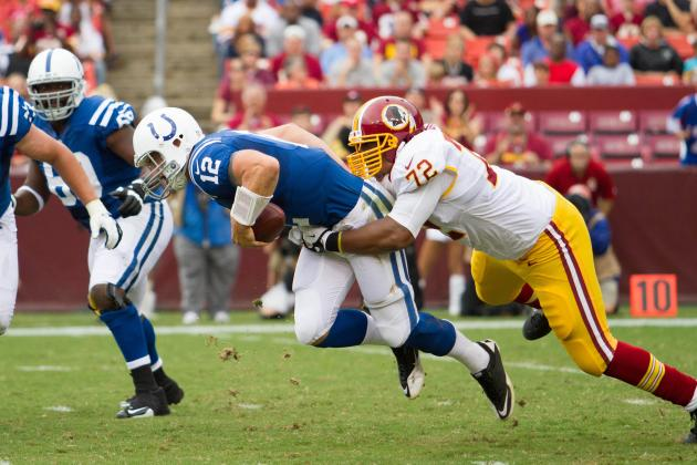 Washington Redskins: Variety on 3rd Downs Key to Quarterback Pressure