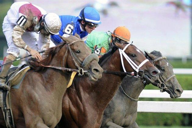 Travers Stakes 2012: Underdog Golden Ticket Proves Alpha's Equal in Dead Heat