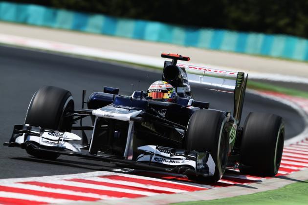 Formula 1 Midseason Report: Pastor Maldonado
