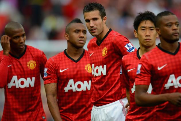 Robin van Persie: How Huge Signing Can Lead Manchester United to Title