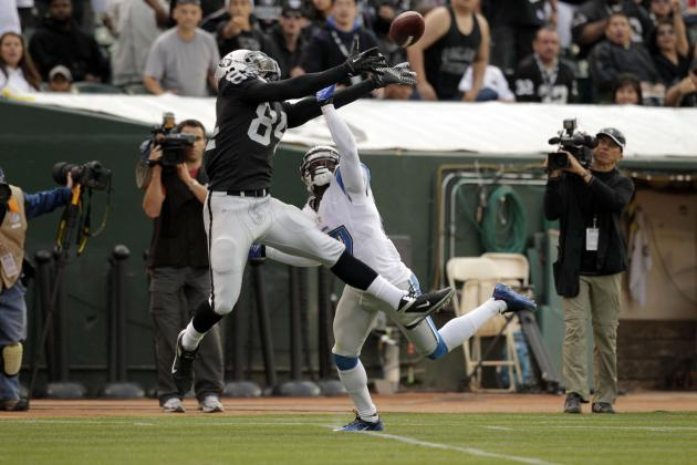 Oakland Raiders: Rod Streater and Juron Criner Continue to Impress in Preseason