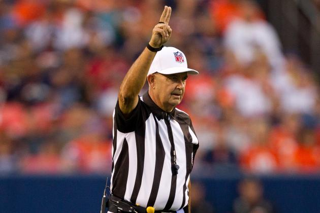 2012 NFL Season: Replacement Officials Bad for the Game?