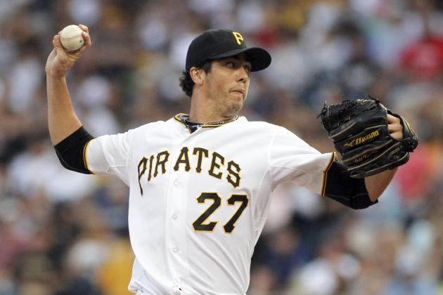 Pittsburgh Pirates Get Back on Track with Jeff Karstens