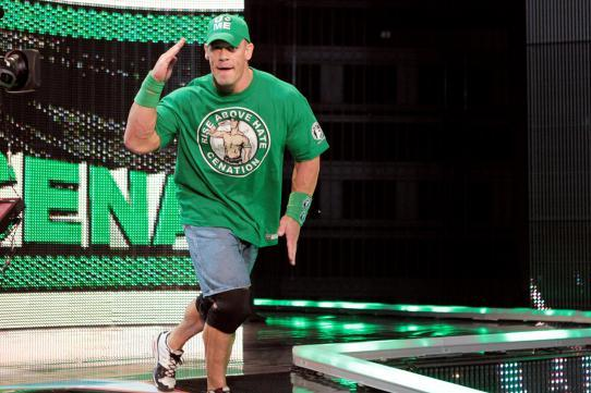 WWE: How John Cena's Routine has become Very Stale