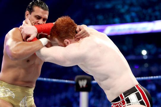 WWE Night of Champions: Sheamus vs. Del Rio Forever