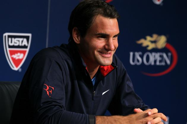 Roger Federer: What Has Changed in 2012?