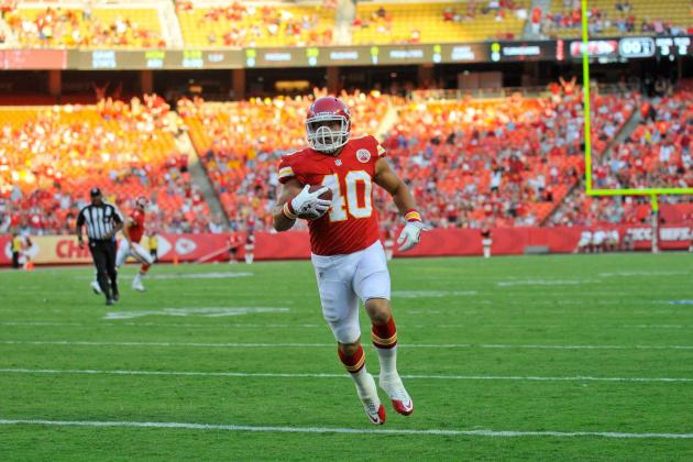 Fantasy Football 2012 Mock Draft Results: 6th Round, Standard Leagues