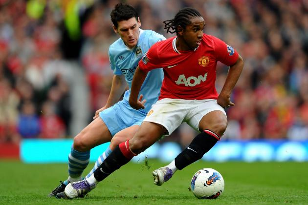 Manchester United Transfer Rumors: Selling Anderson Would Be Smart Business