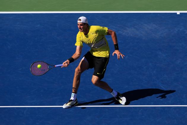 John Isner: Why the 2012 US Open Is His Best Chance Yet to Win a Major