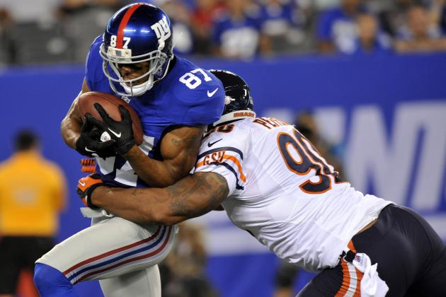 Bears' Julius Peppers Has Nagging Injury, Defensive Pass Rush Will Not Falter