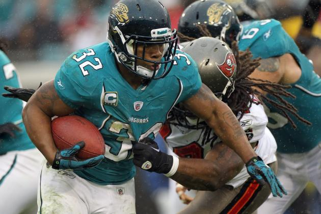 Top Fantasy Football Players 2012: Maurice Jones-Drew and Players to Avoid Early