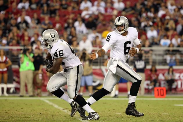 Terrelle Pryor: Al Davis's Last Pick Demonstrates His Worth to Raiders