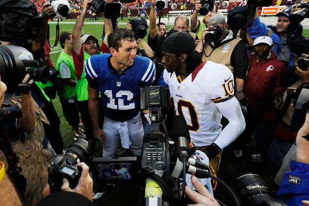 Robert Griffin III and Washington Redskins Should Aim to Win Now