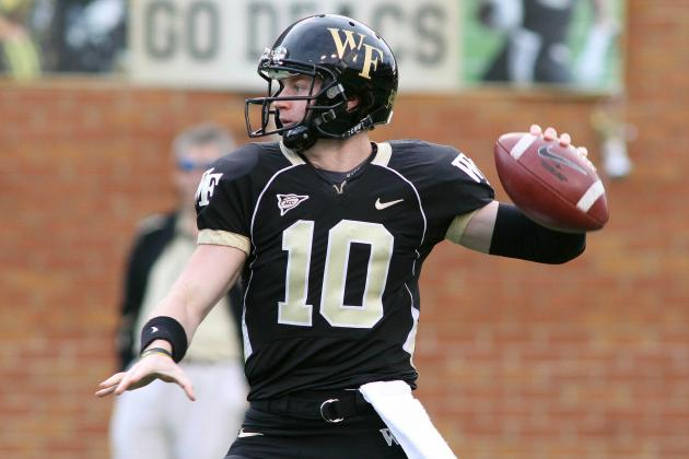 Wake Forest Football 2012 Season Preview and Predictions