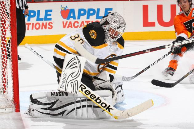 Boston Bruins: Team Brass Floats the Idea of Trading Tim Thomas