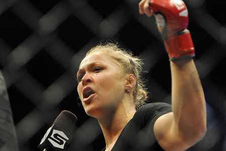 WMMA: Would Rousey vs. Cyborg Actually Break Showtime Viewing Records?