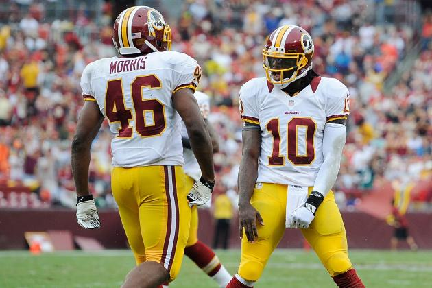 Washington Redskins Could Have Dynamic Rookie Duo with Griffin and Morris