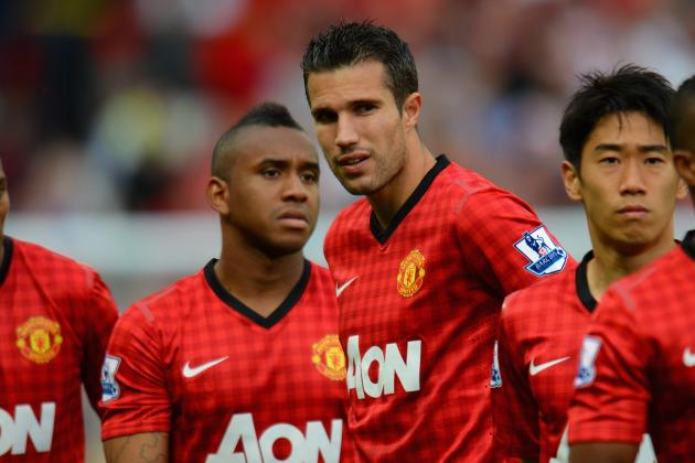 RVP: Man United Striker Nets First Goal and Benefits from Wayne Rooney Injury